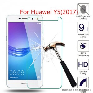 9H Premium Tempered Glass Screen Protector For Huawei Y5 2017