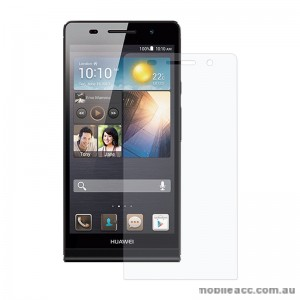 Screen Protector for Huawei Ascend P6 Clear