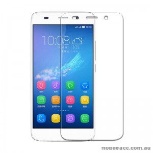 Clear Plastic Screen Protector For Huawei Y6