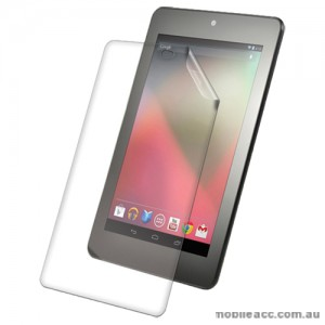 Screen Protector for Google Nexus 7 - Clear