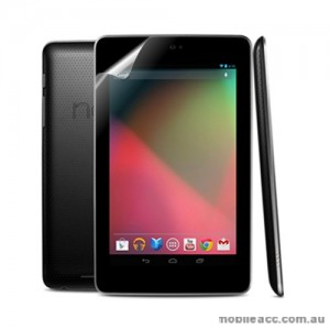 Screen Protector for Google Nexus 7 II - Clear