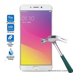 Premium Tempered Glass Screen Protector For Oppo R9s