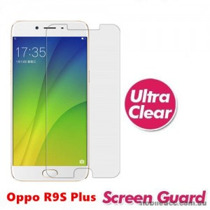 Screen Protector For Oppo R9S Plus - Crystal Clear