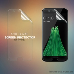 Matte Anti-Glare Screen Protector For Oppo R11