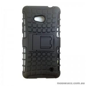 Tradesman Stand Heavy Duty Case for Microsoft Nokia Lumia 640 G007