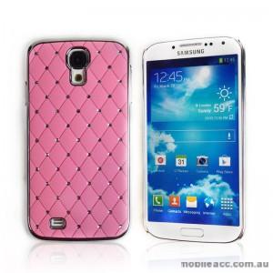 Star Diamond Case for Samsung Galaxy S4 i9500 - Pink
