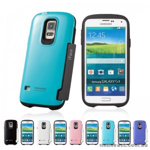 Korean Card in iFace Shockproof Case for Samsung Galaxy S5