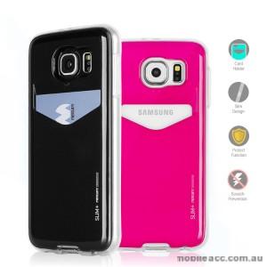 Mercury Slim Plus Card Pocket Case for Samsung Galaxy S5