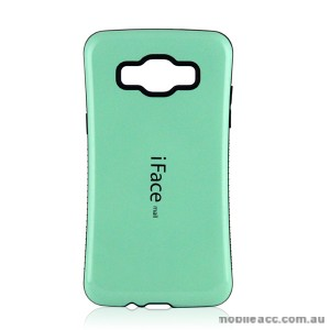 Samsung Galaxy A3 iFace Anti-Shock Case Cover - Green