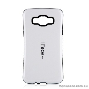 Samsung Galaxy A3 iFace Anti-Shock Case Cover - White