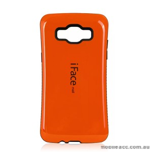 Samsung Galaxy A5 iFace Anti-Shock Case Cover - Orange