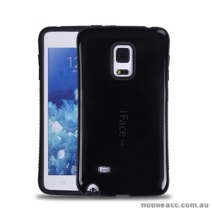 Samsung Galaxy Note Edge iFace Anti-Shock Case Cover - Black