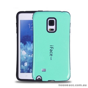 Samsung Galaxy Note Edge iFace Anti-Shock Case Cover - Green
