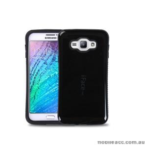 iFace Anti-Shock Case For Samsung Galaxy J1 2016 - Black