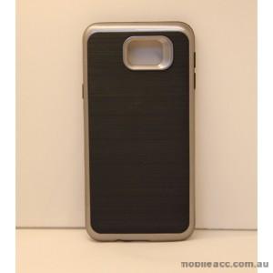 Rugged Shockproof Tough Back Case For Samsung Galaxy J5 Prime - Grey