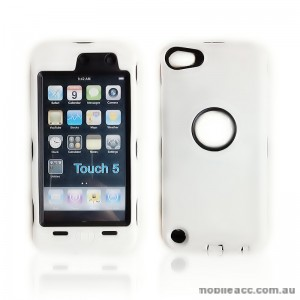 Tradesman Case for Apple iPod Touch 5 - White