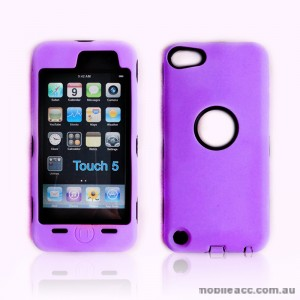 Tradesman Case for Apple iPod Touch 5 - Purple