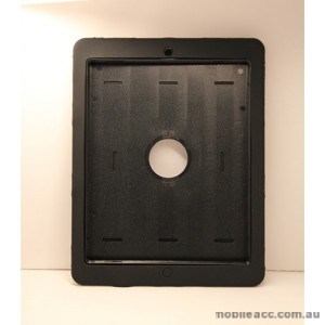 Rugged Defender Heavy Duty Case For iPad 2/3/4 - Black