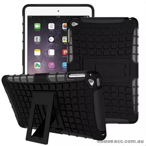 Tradesman Stand Heavy Duty Case With Stand For iPad Mini 4 - Black