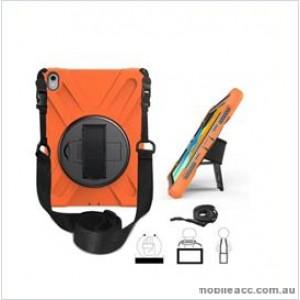 3 in1 Defender heavy Duty Case For  Ipad Pro 11'' (2018) Orange