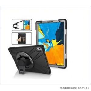3 in1 Defender heavy Duty Case For  Ipad mini 4 Black
