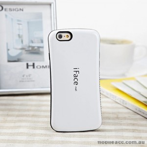iPhone 6+/6S+  Premium iFace Shockproof Case - White