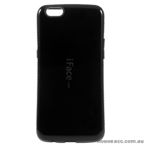 iFace Anti-Shock Case For Oppo R9S - Black