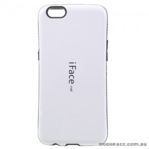 iFace Anti-Shock Case For Oppo R9s - White