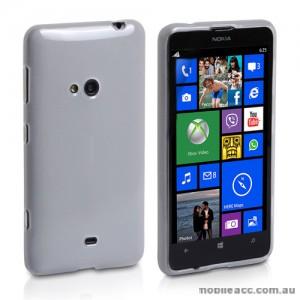Soft TPU Gel Case for Nokia Lumia 625 - Clear