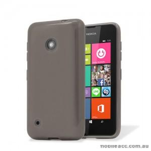 TPU Gel Case for Nokia Lumia 530 - Dark Grey