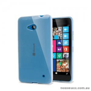 Microsoft Lumia 640 TPU Gel Case Cover - Clear