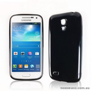 TPU Case for Samsung Galaxy S4 mini  i9195 - Black