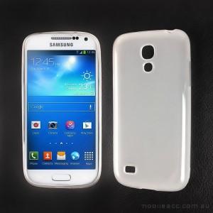TPU Gel Case for Samsung Galaxy S4 mini - Clear