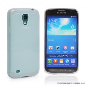 TPU Gel Case for Samsung Galaxy S4 Active - Clear