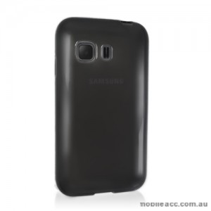 TPU Gel Case for Samsung Galaxy Young 2 - Black