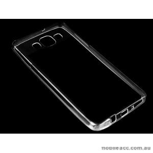 Soft TPU Back Case for Samsung Galaxy J5 - Clear