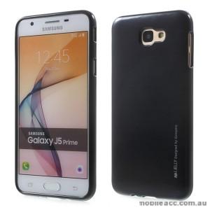 Mercury Goospery iJelly Gel Case For Samsung Galaxy J5 Prime - Black