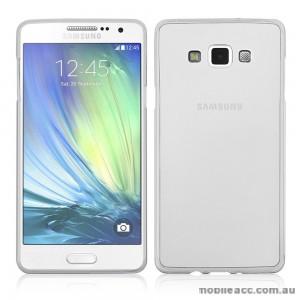 TPU Gel Case Cover for Samsung Galaxy A7 - Clear