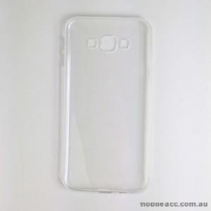 TPU Gel Case Cover for Samsung Galaxy A8 Clear
