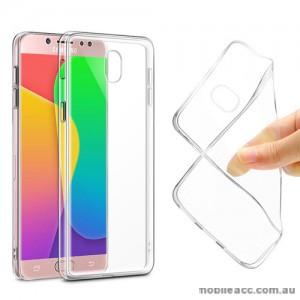 Soft TPU Gel Jelly Case For Samsung Galaxy J7 Pro - Clear