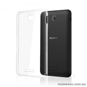 TPU Gel Case for Sony Xperia E4 Clear
