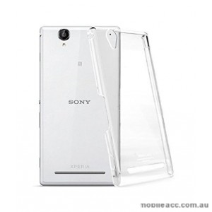 TPU Gel Case Cover for Sony Xperia C4 Clear