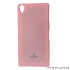 Korean Mercury TPU Case Cover for Sony Xperia Z5 Pink