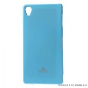 Korean Mercury TPU Case Cover for Sony Xperia Z5 Compact Aqua