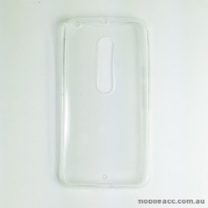 TPU Gel Case Cover for Motorola  Moto X Style Clear
