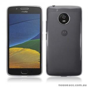 Soft TPU Gel Jelly Case For Motorola Moto G5 Clear