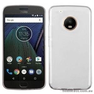 Soft Clear TPU Gel Jelly Case For Motorola Moto G5 Plus/ X 2017