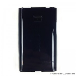 Soft TPU Gel Case for LG Optimus L3 E400 - Black