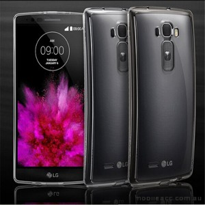 Soft TPU Back Case for LG G-Flex 2 H955 - Clear