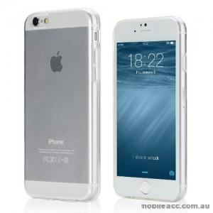 iPhone 6/6S TPU Gel Case Cover - Transparent Clear